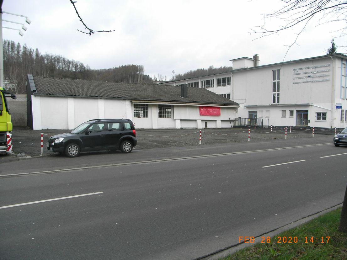 Gewerbehalle in Gummersbach 500 m²