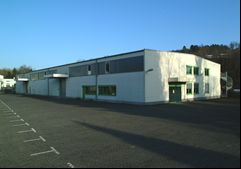 610 m² Gewerbehalle Wiehl-Bomig