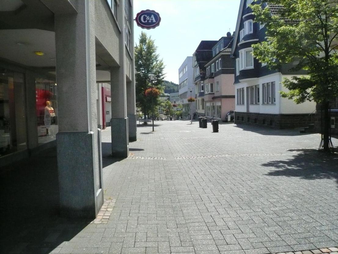 Einzelhandel-Innenstadt von Gummersbach 1A-Lage